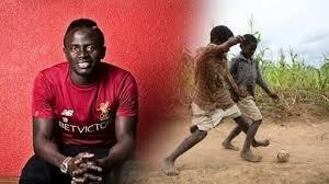Kisah Sadio Mane, Anak Dari Keluarga Miskin yang Menjadi Pemain Kelas Dunia