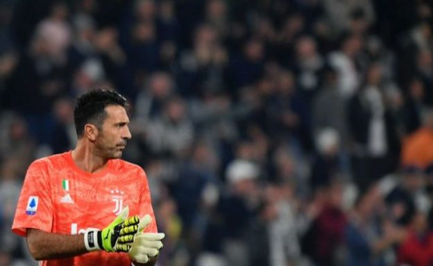 Gianluigi Buffon Ukir Rekor Baru Lagi Bersama Juventus