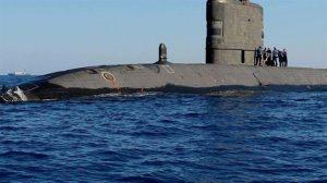 Kapal Selam Inggris Sudah Dalam Posisi Menyerang Iran