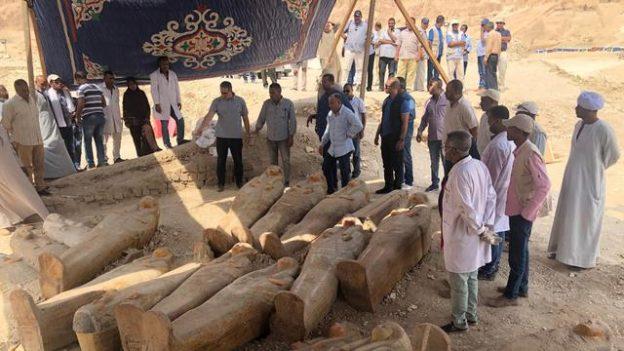 Penemuan Mesir Kuno Terbaru 2019
