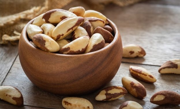 Khasiat Kacang Brazil Untuk Kesehatan