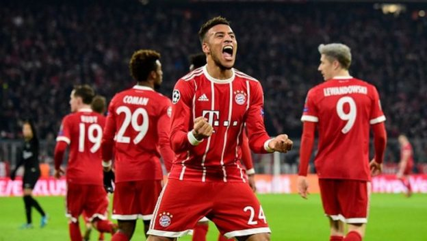 Manchester United Sudah Incar gelandang Bayern Munchen