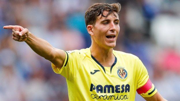 Manchester United Bidik Pemain Bintang Villarreal