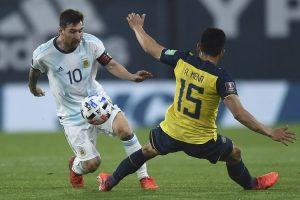 Lionel Messi Akan Jadi Starter di Argentina Melawan Bolivia