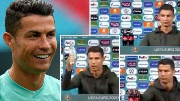 Cristiano Ronaldo Jatuhkan Saham Coca-Cola 57 Triliun